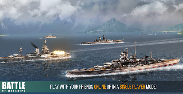 Battle of Warships 1.39 Apk (Unlimited Money) MOD + Data 2