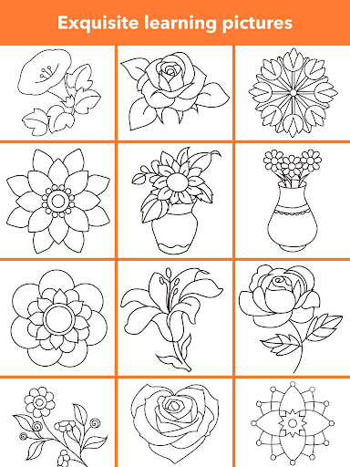 How To Draw Flowers  screenshots 24