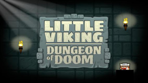 Little Viking:Dungeon Of Doom