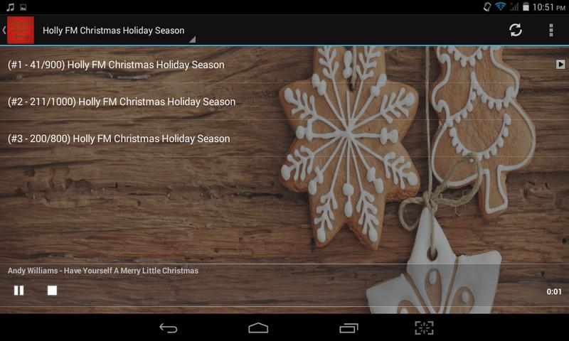 Christmas radio free android apps on google play