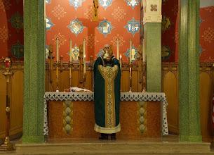 Photo: 4:30 PM Mass at High Altar