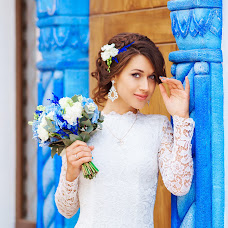 Wedding photographer Ilona Shatokhina (i1onka). Photo of 15.07.2016