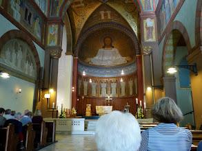 Photo: Kirken på Abtei St. Hildegard