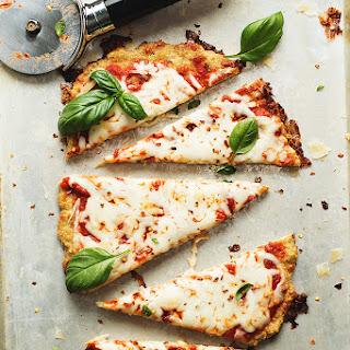 Chicken Crust Pizza.