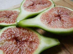 Photo: Figs, fresh from the garden!