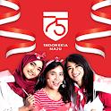 Bingkai Foto HUT RI KE 75 2020 🇮🇩 icon