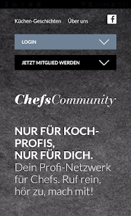 ChefsCommunity- screenshot thumbnail