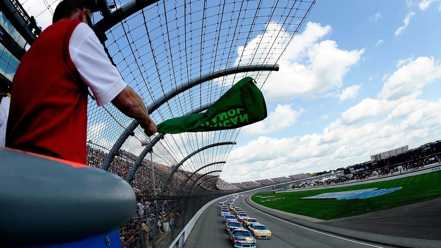 NASCAR Monster Energy Cup Series Countdown to Green