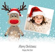 Christmas Deco Photo Collage & PIP Art Camera