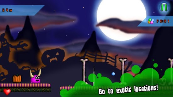 Jumpy Goo- screenshot thumbnail