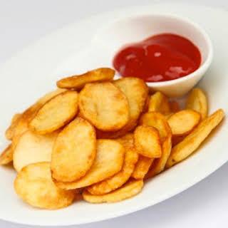 Spiced Potato Bhaaji.