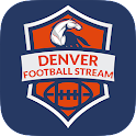 Denver Football STREAM icon