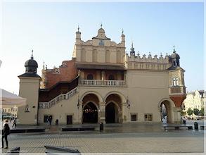 Photo: Lonja de Paños.Cracovia (Polonia) http://www.viajesenfamilia.it/CRACOVIA.htm