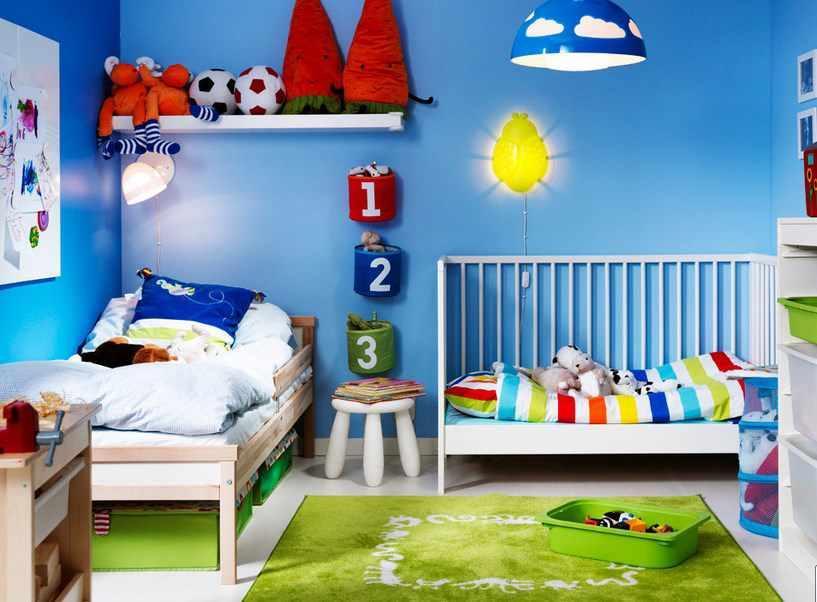 Design Idea Bilik Tidur Kanak Tangkapan Skrin