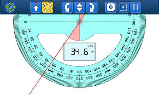 Protractor Tool 5
