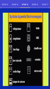 الرموز الكهربائية Symboles électriques - náhled