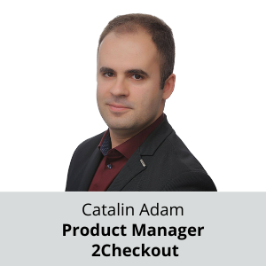 Catalin Adam project Manager 2checkout