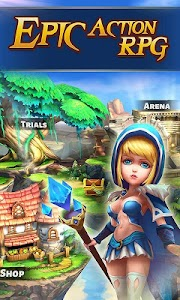 Heroes and Titans 3D v1.4.2 (Mod)