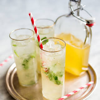 Pineapple Syrup Cocktail Recipes.