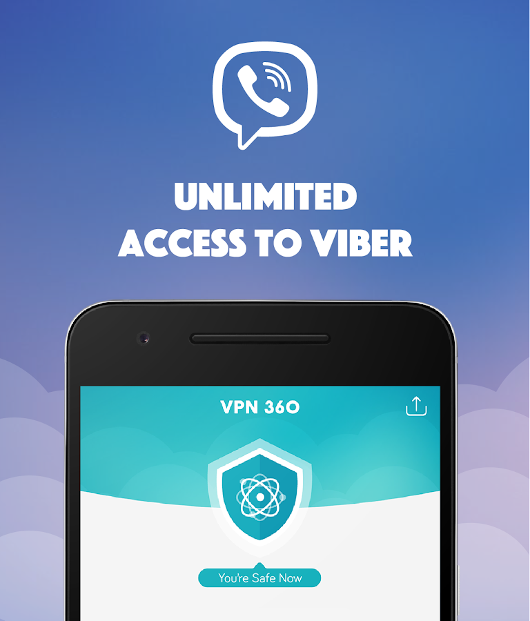 VPN 360- screenshot
