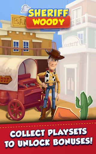 Toy Story Drop! – You've got a friend in match-3! screenshot 4