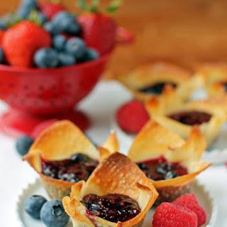 Mixed Berry Mini Tarts