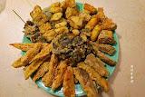 韓吉香黃金薯蔬食炸物嘉義店