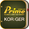 Prime German-Korean Dictionary icon