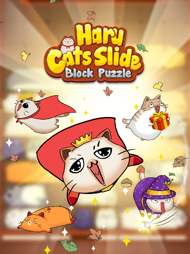 Haru Cats: Slide Block Puzzle filehippodl screenshot 24