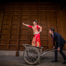 Wedding photographer Ping Lu (xslp2004). Photo of 30.05.2016