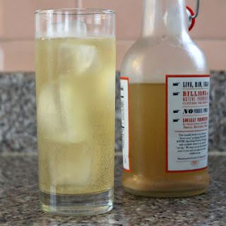 DIY Ginger Beer.