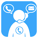 Automatic Caller Name talker icon