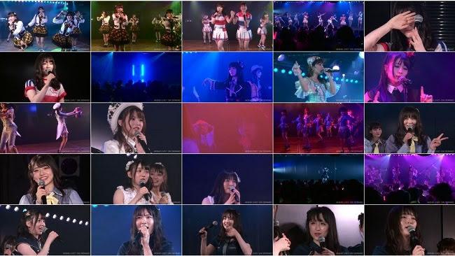 [TV-Variety] AKB48 村山チーム4「手をつなぎながら」公演 大森美優 生誕祭 (2019.10.10)
