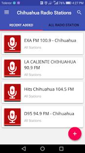Chihuahua Radio Stations - náhled