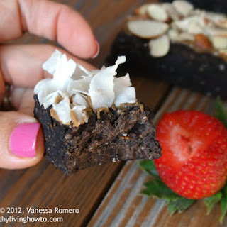 Vegan Protein Breakfast Brownie