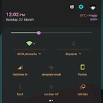 Pastel Colors Dark Theme CM13 v1.3