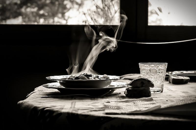 Pasta fumante di gloriapostuma