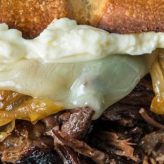 Braised Short Rib Sandwich Recipe