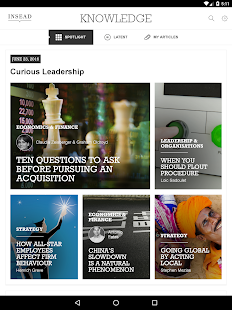 INSEAD Knowledge- screenshot thumbnail