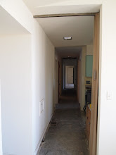 Photo: Kitchen and Hallway (before)