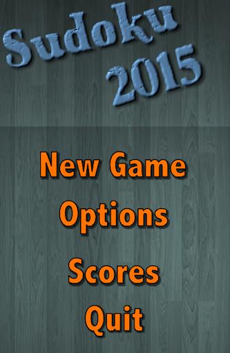Sudoku 2015