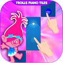 Trolls Piano Tiles - Music Game icon