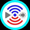 Universal Remote Control Wi-Fi IP IR MyAV apk
