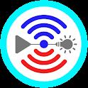 Universal Remote Wi-Fi/IR MyAV icon