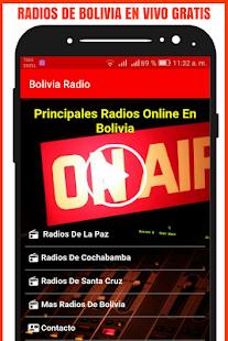 Radios De Bolivia En Vivo Gratis - náhled