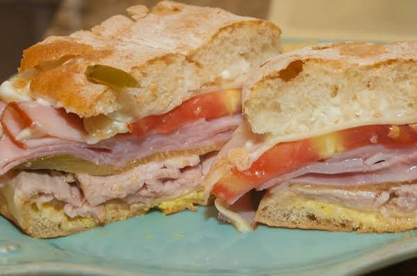 Sammie Essentials: Customized Cuban Sandwich Recipe