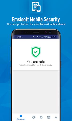 emsisoft mobile security screenshot 1