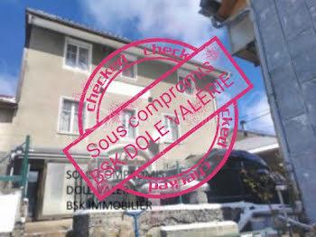 maison à Villard-sur-Bienne (39)