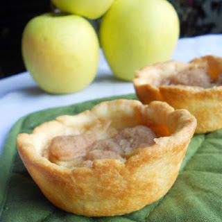 Dutch Apple Mini Pies