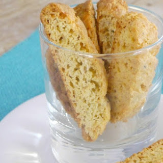 Low Carb Cheese Biscotti Recipe